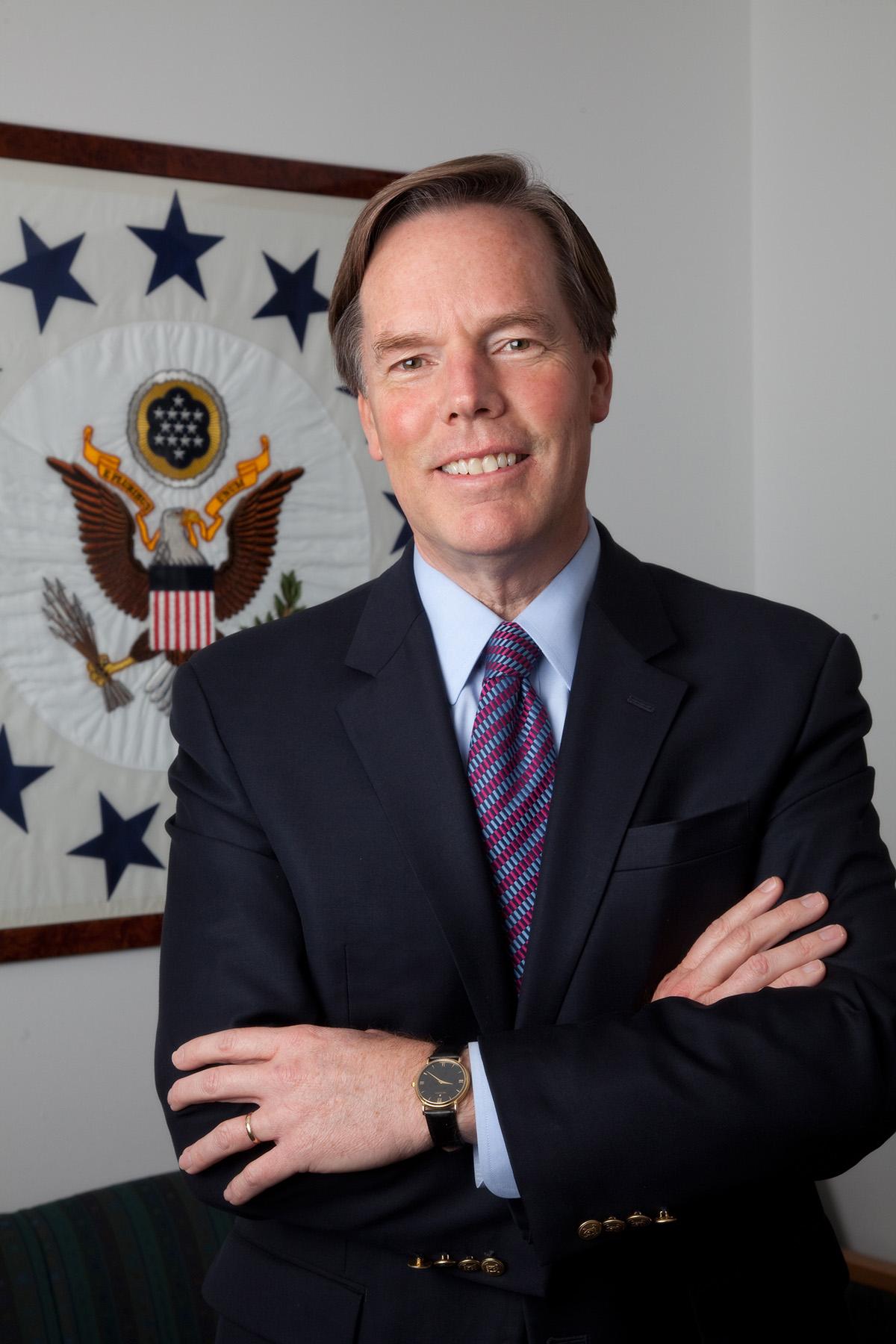 Ambassador Nicholas Burns
